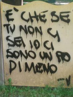 Scritte...