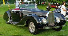 1939 Bugatti Type 57C convertible