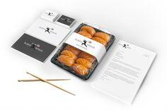 Redizajn loga Sushi Ninja | SAMOSATO REKLAMNÉ FÍGLE