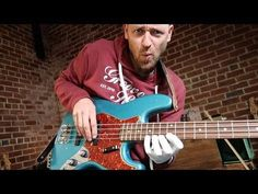 Epic BASS LICK (and the coolest soloing substitution?) - YouTube