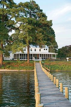 Coastal Farmhouse Retreat