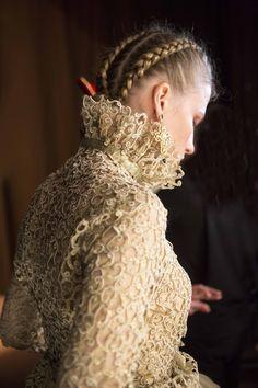 peinados de boda Bridal, Victorian, Hair Styles, Dresses, Fashion, Wedding Hairs, Photos, Vestidos, Moda