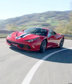 You May have A 'Cargasm' Listening To The Sweet Exhaust Notes On This #Ferrari 458 Speciale. Click to view this stunning video!