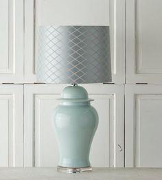 Lampa stołowa Miwa ceramiczna 75cm