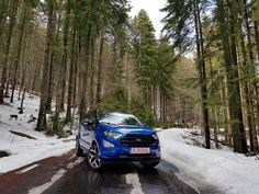 Ford EcoSport – Made in Oltenia
