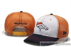 Denver Broncos Curved Brim Caps Mesh Hats|only US$8.90 - follow me to pick up couopons.