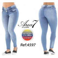 4597PAP-N BUTT LIFTING JEANS