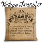"Free Image: ""Create"" Definition Fabric Transfer"