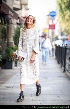 naimabarcelona:  Street style - http://wardrobe.fashiontaste.net/fashion-wardrobe/naimabarcelonastreet-style-3