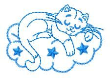 Little Dreamers - Free Instant Machine Embroidery Designs
