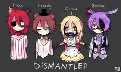 Dismantled by lulu-999