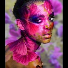 La maquilladora del futuro: Los maquillajes que se ríen del Photoshop