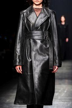 Fall 2015, Milan Fashion, Runway, Shirt Dress, Coat, Leather, Jackets, Shirts, Dresses