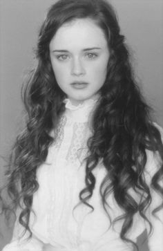 Alexis Bledel as Winnie Foster in the 2002 movie 'Tuck Everlasting'