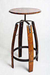 The new, yet rustic & elegant furniture that we create here at Maynard Studios is made from reclaimed b. Vintage Industrial Furniture, Metal Furniture, Furniture Design, Industrial Shelving, Industrial Style, Welding Projects, Wood Projects, Wine Crate Table, Coban