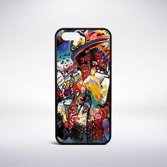 Wassily Kandinsky - Moscow, Red Square Phone Case