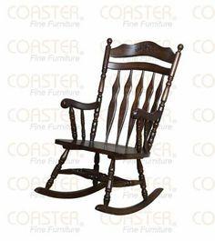 Coaster Rocking Chair with Carved Detail in Walnut Finish by Coaster Home Furnishings,  https://www.amazon.com/dp/B003ADCHWS/ref=as_li_ss_til?tag=howtobuild005-20=0=0=as4=B003ADCHWS=0N6PG3RAZT8VXMWVJ8QN