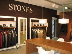 Ontwerp meubels en showroom Stones Door Eugenie Hooghiemstra