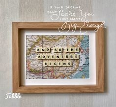 New Home Moving in Gift Personalised Photo Frame by Filly Folly Family Gift!