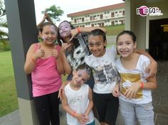 Pós Torta na cara! Sorrisos com  de chantilly.   #megafestainfantil #festatradicional #jovem #coreografias #animadoresatenciosos #festadivertida #animaçãoinfantil #festaemcasa #tortanacara