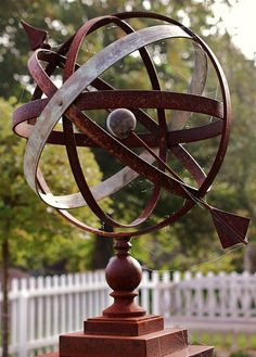 I love this.    Armillary by Herselfandme