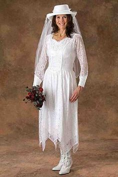 Western Dresses For