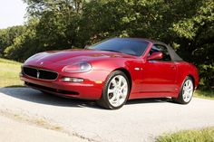 Maserati Spyder GT (2002-2007)