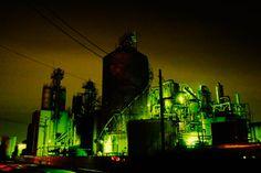 その他カメラ - 静かな夜に -  工場夜景  - Camera Talk -