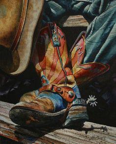Nelson Boren/Favorite Boots