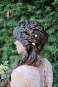 48 - penteados mais bonitos feitos com tranças