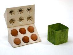 Packaging for eggs