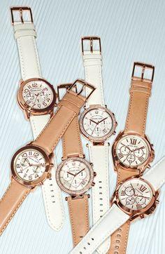 Watch it: Michael Kors Mercer Chronograph