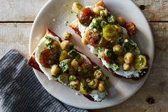 Chimichurri Chickpeas recipe on Food52