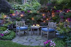 7 Glorious Tips AND Tricks: Small Backyard Garden Garten large backyard garden water features.Backyard Garden Design Tips And Tricks backyard garden party brides.Backyard Garden Shed Yards. Outdoor Rooms, Outdoor Gardens, Outdoor Living, Small Gardens, Indoor Outdoor, Outdoor Beds, Outdoor Photos, The Secret Garden, Secret Gardens