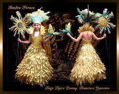 Vestidos de india bonita de tusa