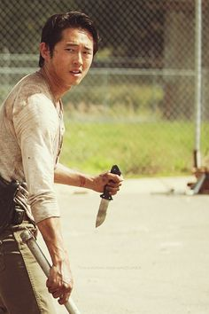 The Walking Dead ~ Glenn <3