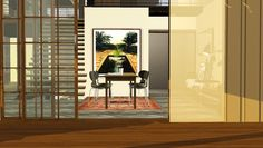 WIP of my current house, it's the murray hill lot by Peskimus at TSR I just edited the trees because the original ones don't really fit Isla Paradiso. These are unedited screenshots because I am too lazy to edit and open photoshop, plus I think they...