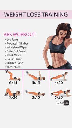 Übungsroutine zum Abnehmen beim Laufen