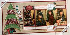 Karyn Crops | Scrapbooking Products & Inspiration / Scrapbooking Retreats & Workshops Pumpkin Photos, Strawberry Patch, Orange Paper, Flower Center, Christmas Scrapbook, Photo Heart, Creative Memories, Circle Pattern, Hexagon Shape