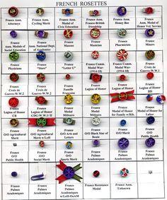 Medal Ribbon, Rosettes, Ribbons, Bias Tape