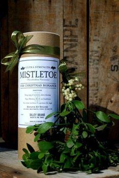 Mistletoe.