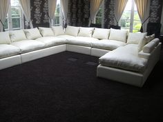 Avignon Modular U-Shaped Sofa