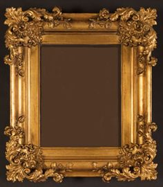 How to Date Antique Frames