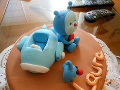 tarta de cumpleaños para laura