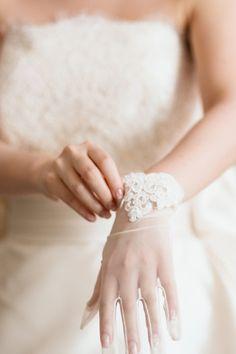 Paris Wedding from Kim Le Photography 2020 Bridal Bolero, Bridal Robes, Metallic Wedding Dresses, Winter Wedding Ceremonies, Wedding Ceremony, Elegant Gloves, Bride Garter, Paris Wedding, Wedding Lace