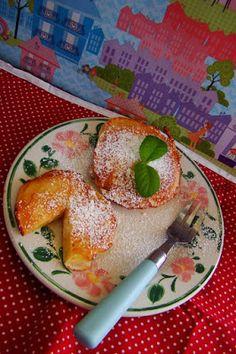 MojaKuchniaMalutka i reszta domu : Ananas w cieście drożdżowym