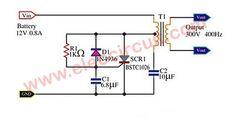 8 best eleccircuit images circuit, circuits, ampscr mini power inverter