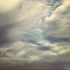 #sky #berlin #live #clouds #white #blue