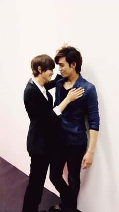 Current Taiwanese Drama 2015 - Bromance - the main couple's chemistry is killer