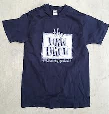 The New Deal skateboard products t-shirt